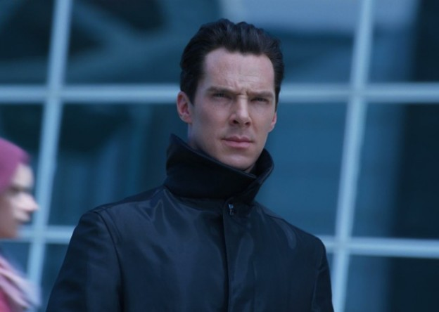 Benedict Cumberbatch John Harrison Star Trek Into darkness photo
