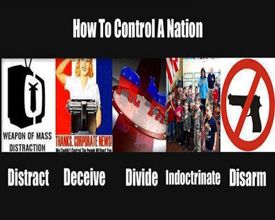 How to Control a Nation gun ban distractions