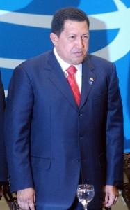 Hugo Chavez in 2005 photo Marcello Casal Jr/ABr