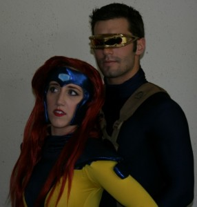 "Would different versions of Scott and Jean be needed for ""Apocalypse""?  photo/Brandon Jones"
