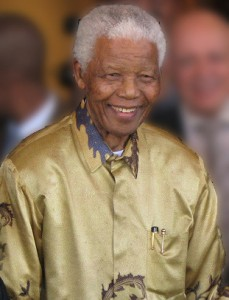 Nelson Mandela is recovering well according to reports. photo South Africa The Good News / www.sagoodnews.co.za