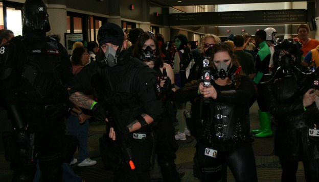 Resident Evil Cosplay MegaCon 2013
