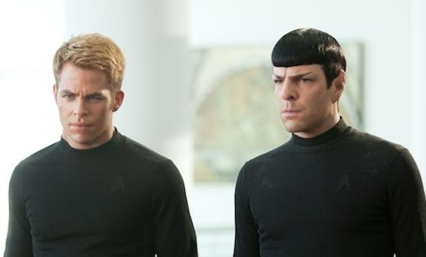 Star_Trek_Into_Darkness Kirk Spock black federation shirts photo