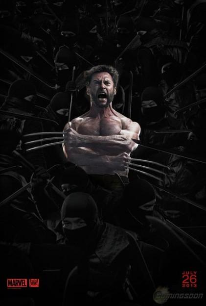 The Wolverine Ninjas poster