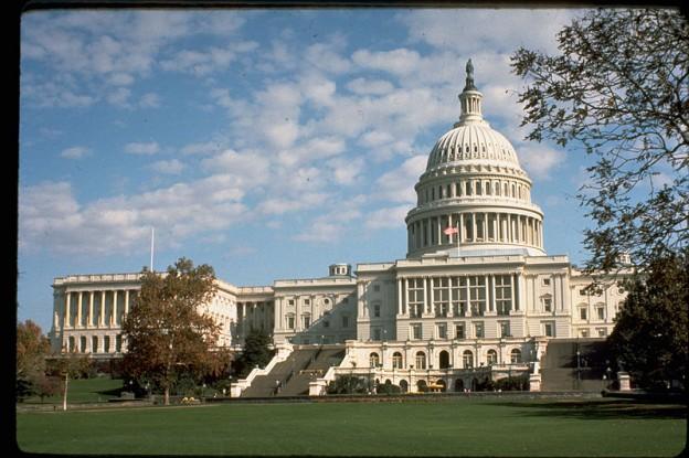 US Capitol Image/National Park Service