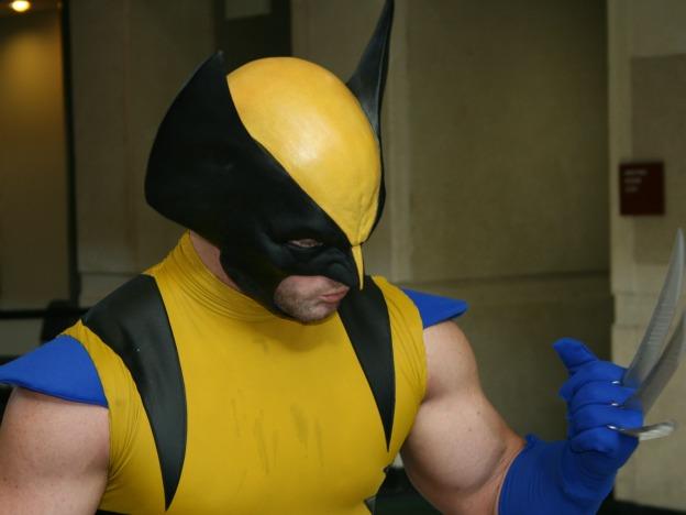 Wolverine Cosplay  MegaCon 2013
