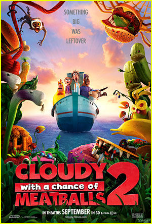 cloudy-with-a-chance-of-meatballs 2 movie poster