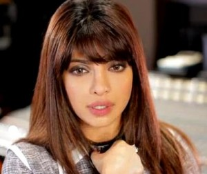 Priyanka Chopra END7 campaign Image/Video Screen Shot