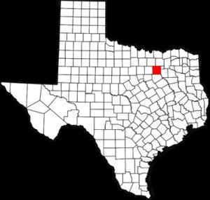 Dallas County, Texas Image/David Benbennick via Wikimedia Commons