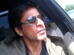 Shahrukh Khan via Twitter