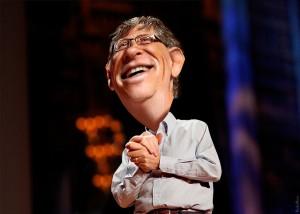 Bill Gates: Most admired man in the world donkeyhotey  donkeyhotey@wordpress.com