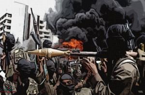 Boko Haram terrorists photo AK Rockefellervia Flickr