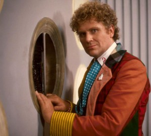 Colin Baker Doctor Who photo