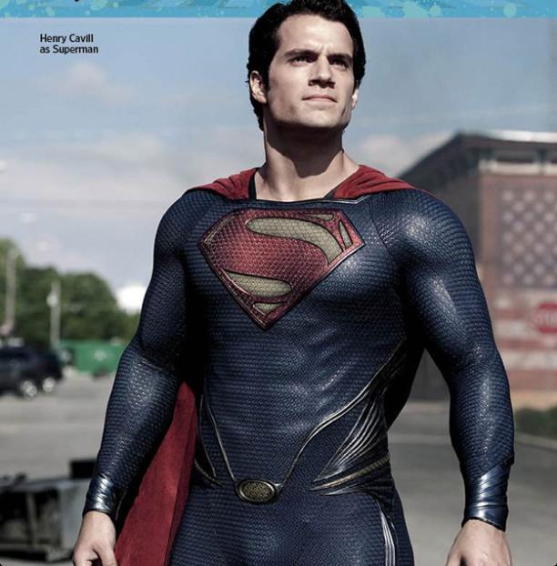 Henry Cavill Superman photo