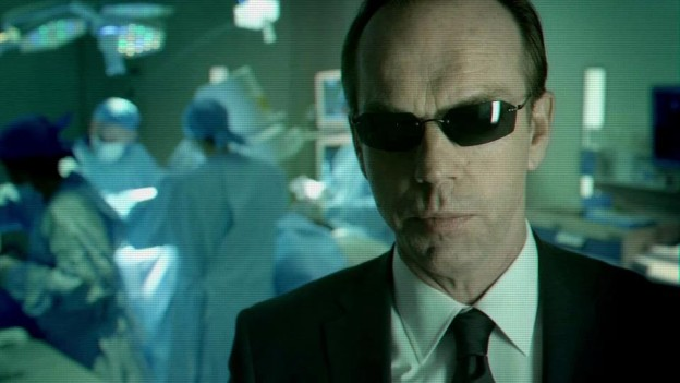 Hugo Weaving Agent Smith GE commercial