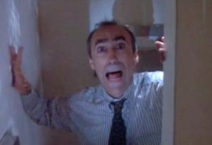 Martin Ferrero Lawyer screaming T Rex Jurassic Park photo