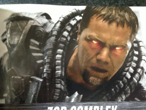 Michael Shannon general zod heat vision