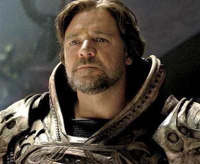 Russell Crowe Jor El Man of Steel photo