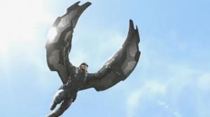 Falcon concept art for 'Winter Soldier'