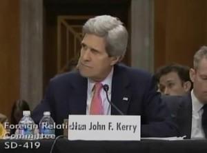 Sec. of State John Kerry Image/Video Screen Shot