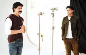 Shahrukh Khan for Farhan Akhtar's MARD Image Courtesy: Farhan Akhtar via Twitter