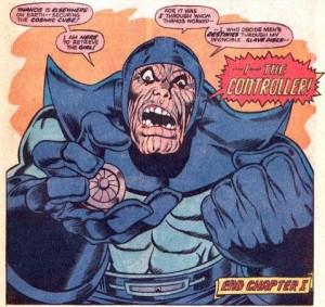 the-controller Marvel Comics photo