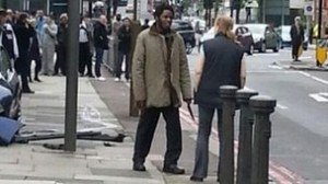 British soldier attacker Woolwich Islamist