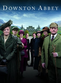 Downton Abbey cast poster
