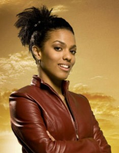 'Doctor Who' is accused of being racist, but the BBC points to some diversity, such as Freema Agyeman's role as Martha