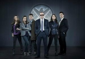 Marvel Agents Shield cast photo