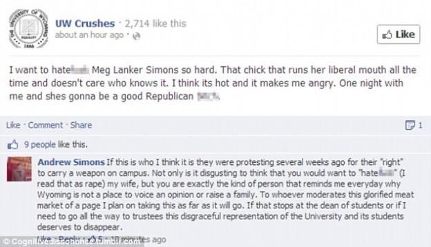 Meg Lanker Facebook hoax