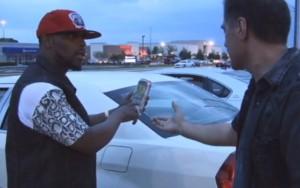 North Carolina man debating with officer that he drinking tea