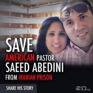 Pastor Saeed Abedini Iran prison