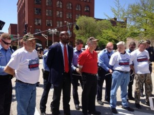 Even the former Green Energy Czar has been part of protests attempting to help the coal industry from Obama regulations Van Jones tweets photo of arrest at coal rally
