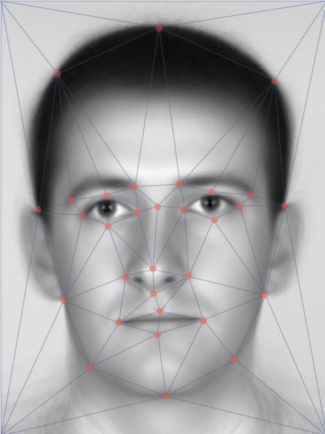 biometric face recognition NIH photo