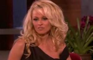 Pamela Anderson Image/Video Screen Shot