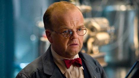 """Toby Jones in """"Captain America: The First Avenger"""""""