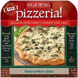 DiGiorno® pizzeria!™ Bianca/White Pizza Image/FDA
