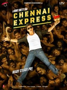 The trailer of  Shahrukh Khan's Chennai Express receives mixed reviews.