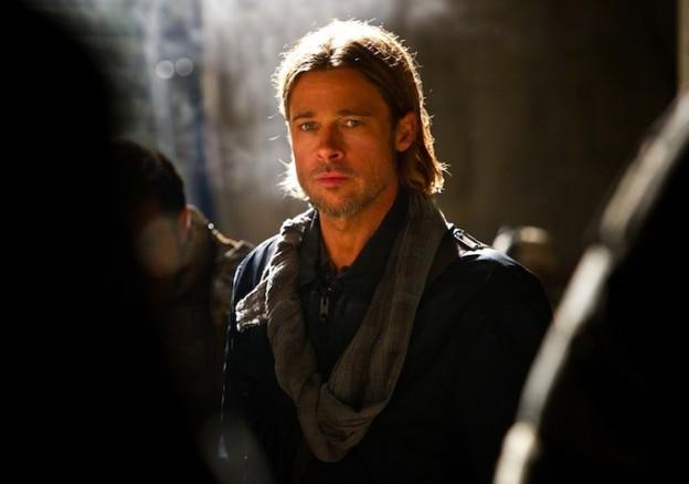 Brad Pitt photo World War Z