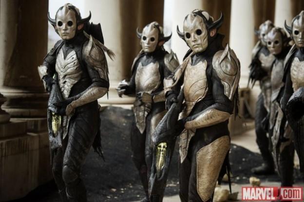Dark elf army thor dark world photo