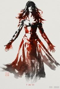 Jean_Grey_Wolverine Poster
