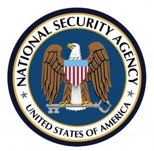 NSA seal redone by donkeyhotey
