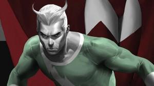 Quicksilver Marvel Comics