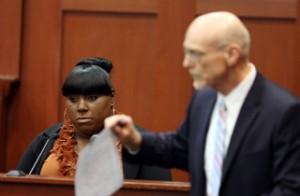 Rachel Jeantel testifying Trayvon Martin murder case