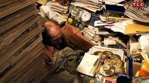 Photo from TLC's Obsessive Compulsive Hoarder: Britain