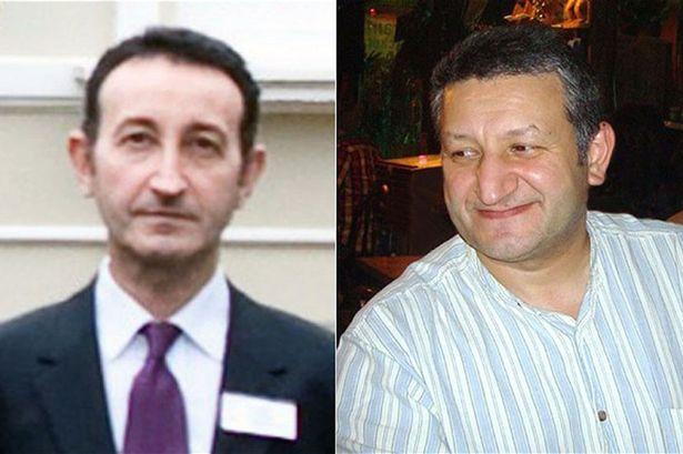 Zaid al-Hilli and brother Saad