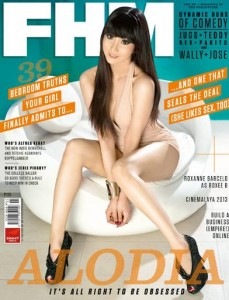 Alodia Gosiengfiao-FHMs July 2013 covergirl