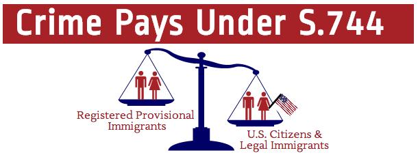 illegal immigration reform bill crimes scale