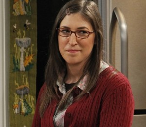 mayim-bialik-amy farrah fowler big bang theory photo
